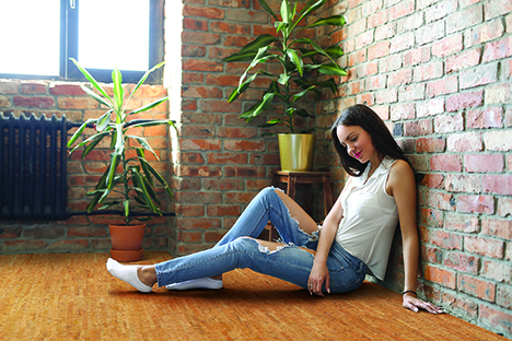 Læg korkgulv i din bolig og nedbring verdens CO2-niveau