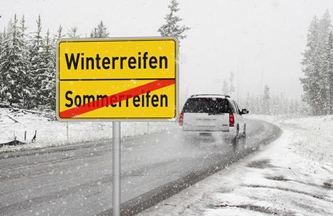 Nu træder nye regler om vinterdæk i kraft: Værd at vide inden kør-selv-ferien