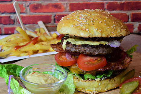 Guide til Aalborgs fastfoodscene