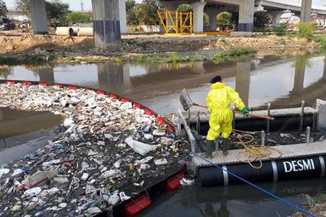 Danskere fjerner plast fra verdenshavene