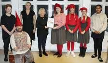 DS Gruppen donerer billetter til Julemærkehjemmet Hobro