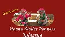 Jul i Møllehistorisk Samling og Hadsund Egnssamling
