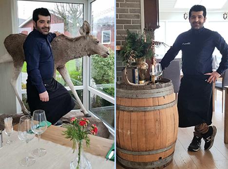 Restaurant Vildmose åbner i nye lokaler