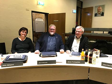 Mit første byrådsmøde som Venstre-mand