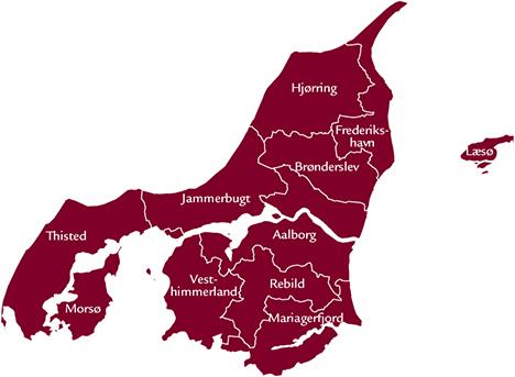Regionsrådet inviterer til debatmøder om Nordjyllands udvikling