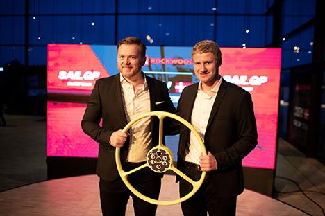 Danmark træder ind i verdens vildeste og hurtigste kapsejlads, SailGP – med ROCKWOOL som hovedsponsor