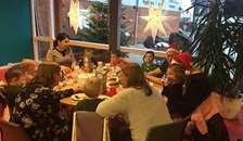 Juletræsfest i Dagplejen