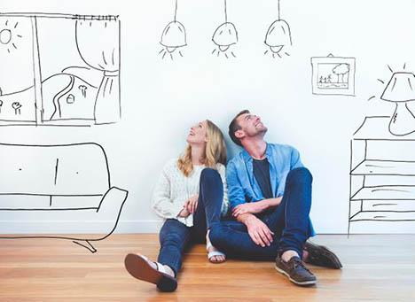 40% af de unge boligkøbere går i mæglerfælden