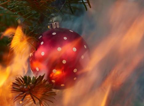 Pas på: Nu starter højsæsonen for brand i hjemmet