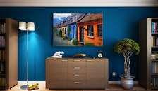 Gør dine vægge mere interessante ved hjælp af små ændringer