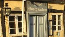 Hotel Postgården i Mariager lukket