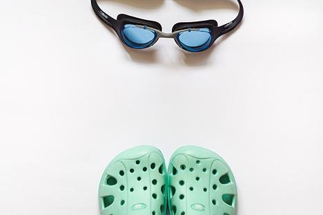 4 forskellige slags svømmebriller