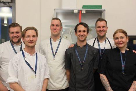Her er Danmarks nye kokke på Cateringlandsholdet