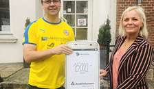 Lokallån fra Andelskassen støtter E-sport i Hobro