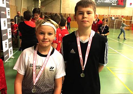 Kommunemesterskaber 2019 i Badminton ungdom | Se hvem der vandt