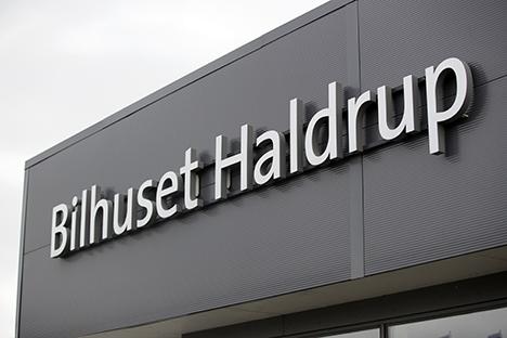 Bilhuset Haldrup Randers A/S Søger salgskonsulent