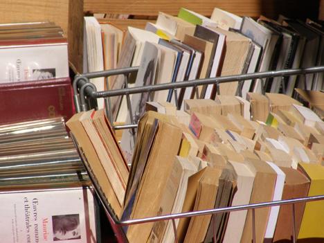 Mariagerfjord Bibliotekerne søger bibliotekar