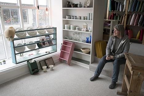 Åbning hos Dorthe Jøker - Lopper & Luksus