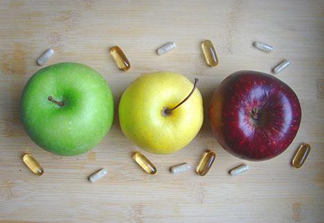 Forstå dine kosttilskud
