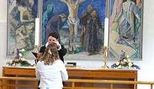 Konfirmander ved Arden & St. Arden kirke 2019