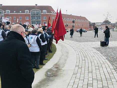 Mariagerfjord Lærerkreds: Respekter organisationsfriheden, den danske model og ytringsfriheden!