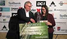 Marlene Frandsen modtager Handlekraft-prisen 2019