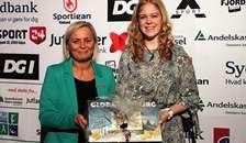 Agnete Rytter Munk modtager Årets Motivator 2019