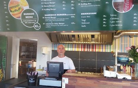 Ny pizza og grill åbnet i Øster Hurup
