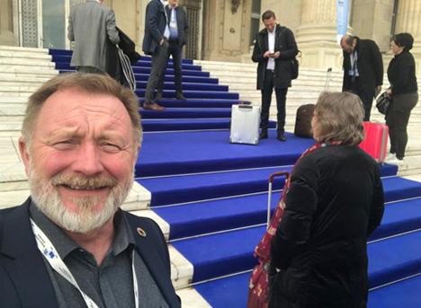 Nyt fra EU topmøde og Jess Laursen i Bukarest