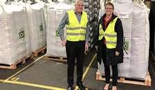 Plastgenanvendelse i fokus under politikerbesøg hos Aage Vestergaard Larsen A/S i Mariager