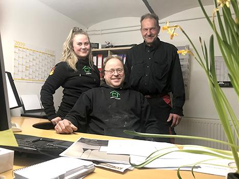 Fra IVS til APS   HJ Entreprise i Mariagerfjord vokser