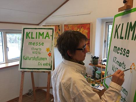 Et klima - flere generationer | Klimamesse i Skørping