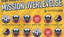 Hobro IK starter gruppespillet ude mod Vendsyssel FF