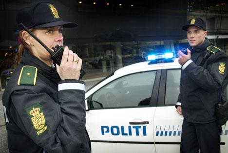 Veteranbil stjålet ved Mariager