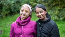 Borgere i Mariagerfjord Kommune kan nu sende hilsner til flygtningebørn i Danmark