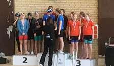SMUT-svømmere til stævne i Aars