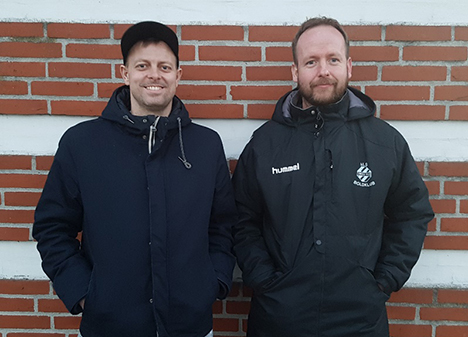Nye trænere i Als Viking