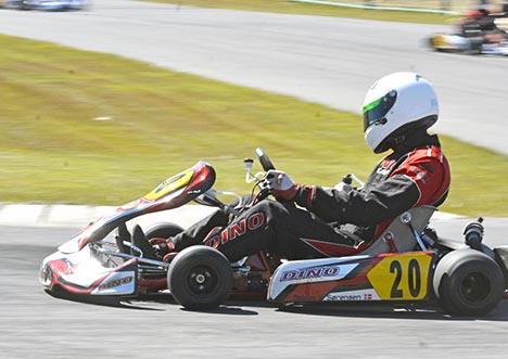 MNJ byder velkommen til PRØV FOLKE RACE - KARTING - RALLY - MRC.