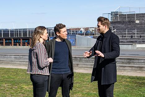 Tre folketingskandidater bryder partigrænser og går sammen om nordjysk klimagaranti