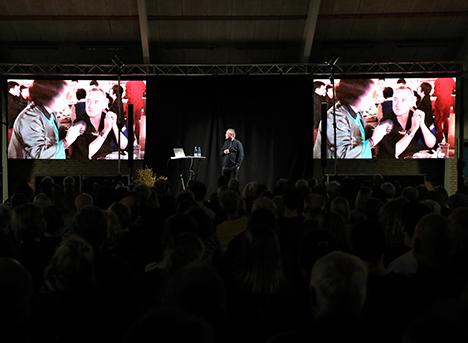 500 mennesker til størst i Øster Hurup