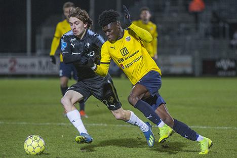 Truppen mod Randers FC