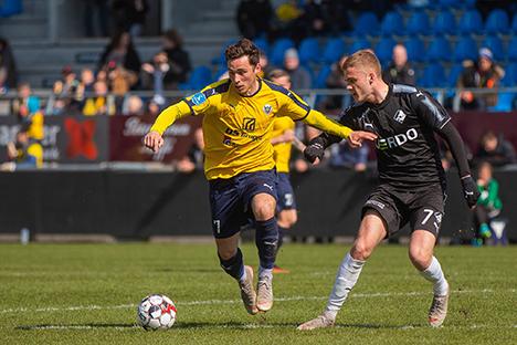 Hobro-Truppen mod Randers FC