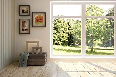 Gør huset moderne, sikkert og billigere i drift med nye vinduer