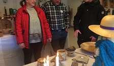 Forårsudstilling hos Visborg Husflid var en stor succes