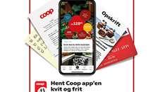 Coop app'en er for alle