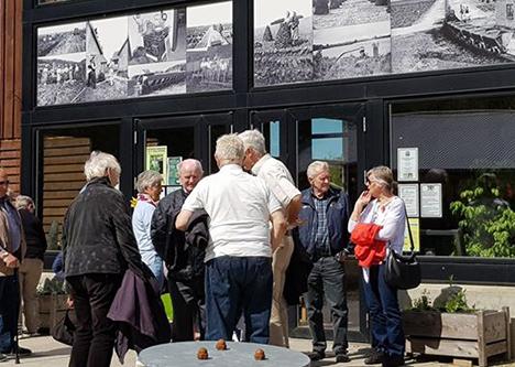 Arden Seniorer og Seniorklub 9510 Astrup på fælles tur