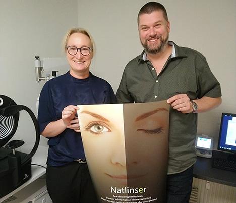 Mariagerfjord-optiker bremser nærsynethed