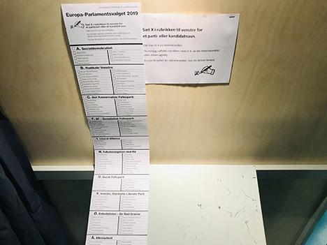Har du EU-stemt | Valgstederne lukker først kl. 20.00