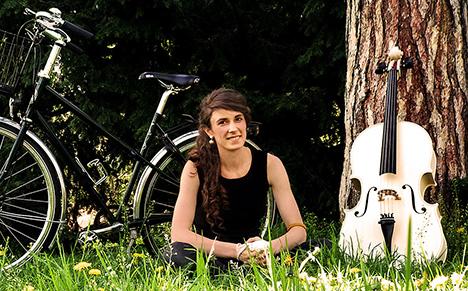 500 km med en cello på bagagebæreren