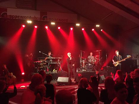 Herlig ELRO-fest i Hadsund Hallerne